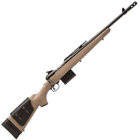 308 Bolt Action Rifle With Muzzle Brake
