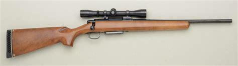 308 Bolt Action Rifle Wood