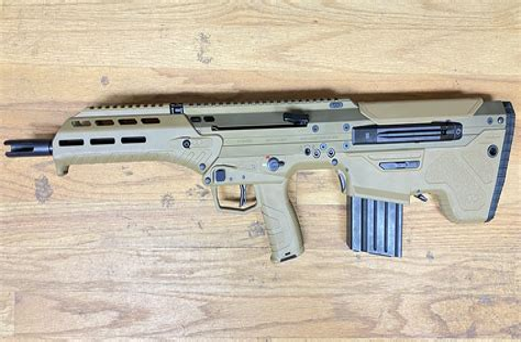 308 Bullpup Rifle