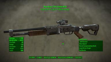 308 Combat Rifle Fallout 4