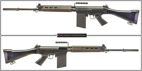 308 Fal Rifle