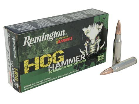 308 Hog Hammer Ammo