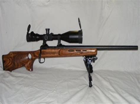 308 Hunting Rifle Bull Barrel