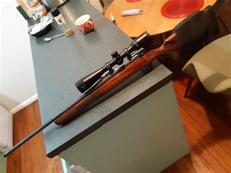 308 Hunting Rifle Cheap Reliable