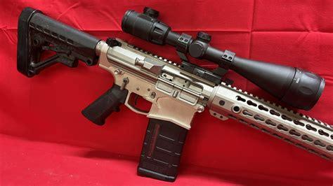 308 Juggernaut Rifle Bipod