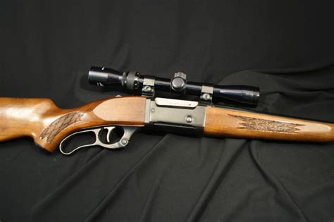 308 Lever Action Rifle
