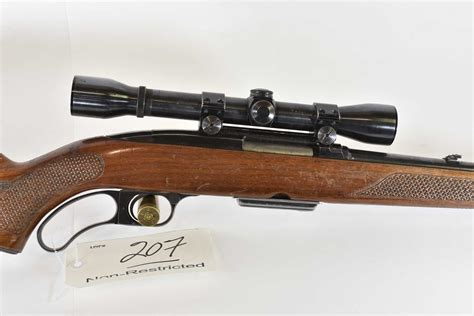 308 Lever Action Winchester Rifle