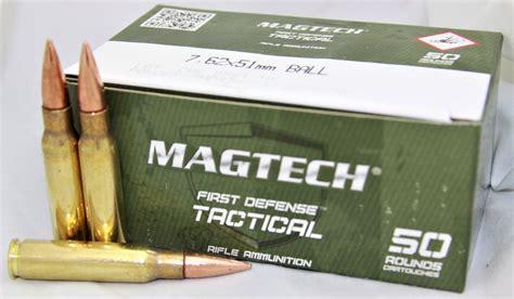 308 Magtech 150gr Fmj Ammo Review