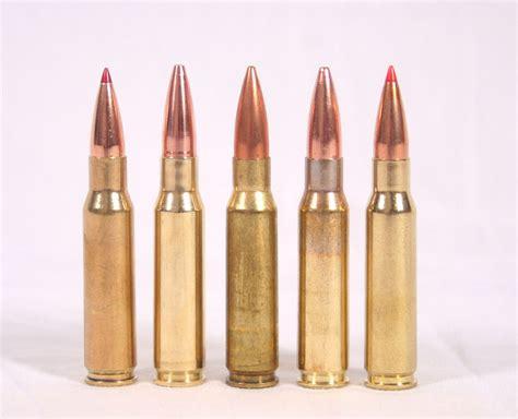 308 Match Ammo Comparison 168gr Sniper Central