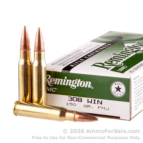 308 Rifle Ammo For Sale