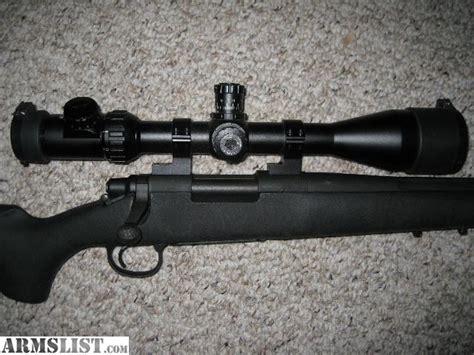 308 Rifle Remington 700 Law Enforcement