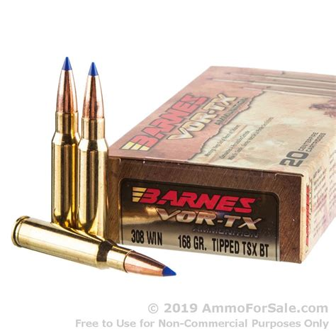 308 Rifle Rounds For Sale