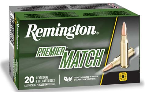 308 Sniper Ammo One Sniper S View Of Federal V Remington