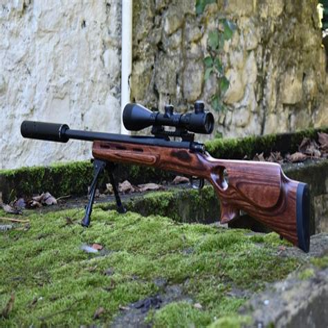 308 Varmint Rifle