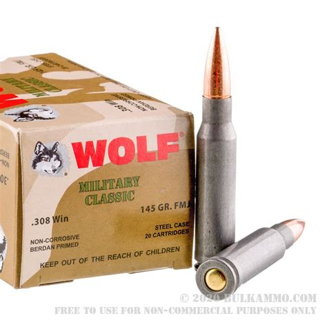 308 Winchester Ammo 1000 Rounds