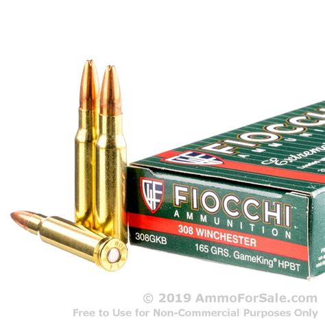 308 Winchester Ammo For Sale Uk