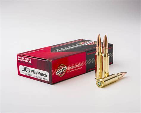 308 Winchester Black Hills Ammunition