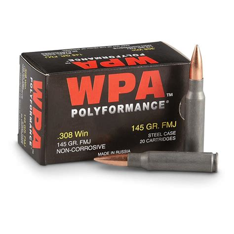 308 Wolf Ammo Review
