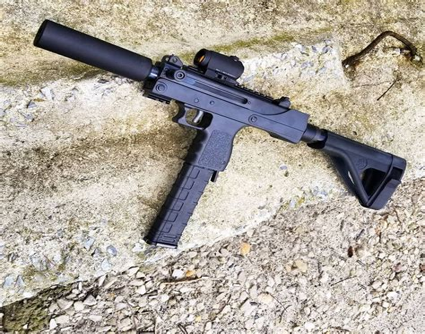 30sst Handgun