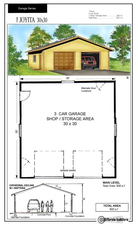30x30 Garage Plans Make Your Own Beautiful  HD Wallpapers, Images Over 1000+ [ralydesign.ml]