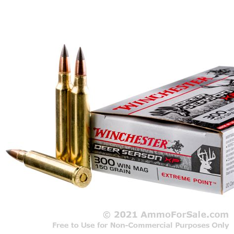 311 Bullets For 300 Win Mag