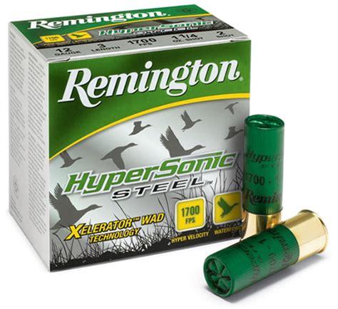 315 Shotgun Ammo For Remington Hypersonic