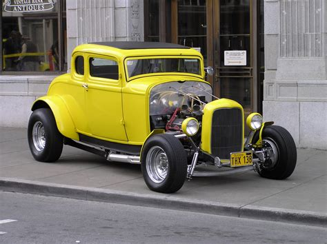 32 Ford Milners Coupe American Graffiti