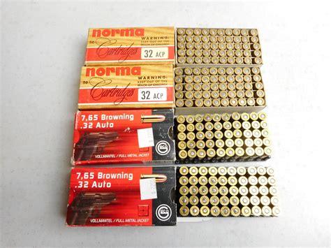 32 ACP 32 Auto 7 65 Browning Ammo - AmmoSeek Com