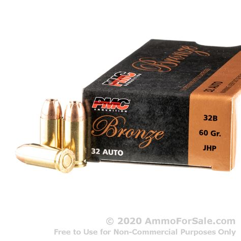 32 Caliber Ammo For Sale