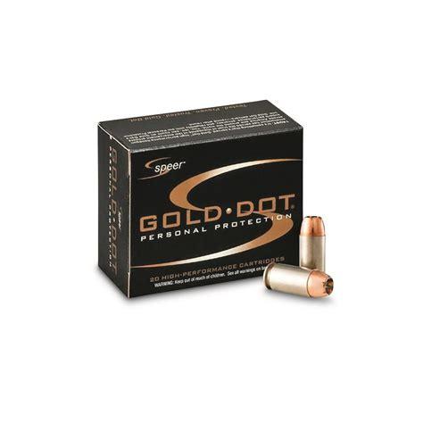 32 Gold Dot Ammo