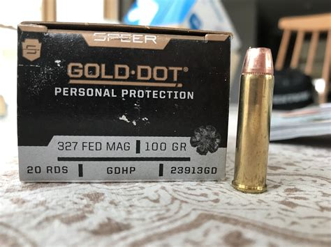 327 FEDERAL MAG Ammo - Ammo To Go Ammunition