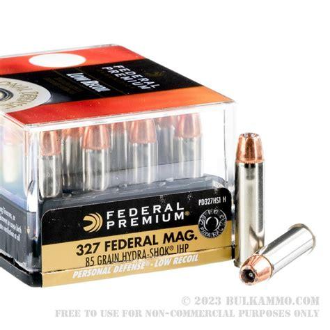 327 Federal Magnum Ammo Bulk