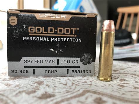 327 Magnum Ammo