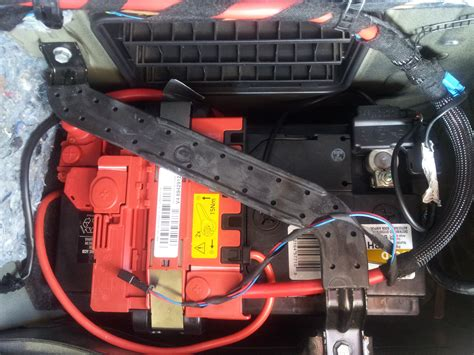 335i Battery Replacement