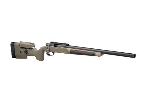338 Bolt Action Sniper Rifle