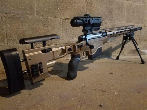 338 Caliber Bolt Action Sniper Rifle Msr-10 Bolt Action Rifle