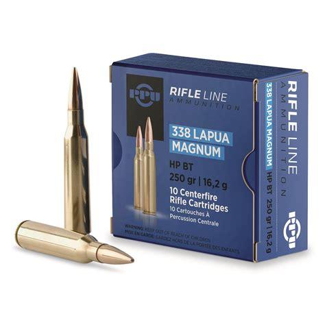338 Lapua Crate Ammo