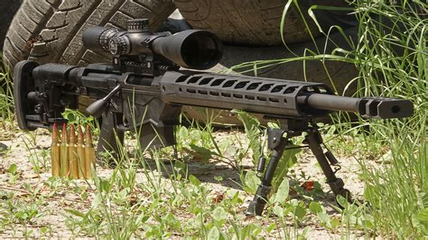338 Lapua Long Range Rifle
