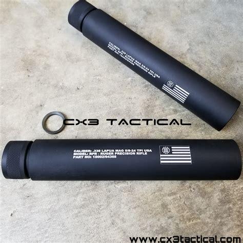 338 Lapua Magnum Parts
