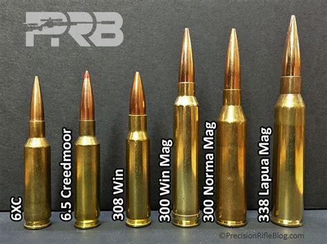338 Lapua Magnum Vs 300 Win Mag