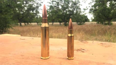 338 Lapua Rifle Vs 308