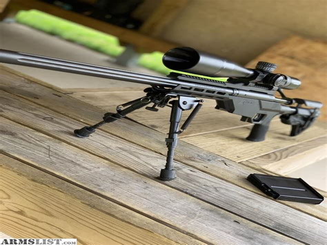 338 Lapua Savage Rifle For Sale