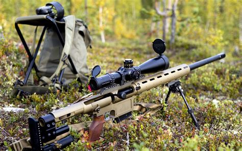 338 Lapua Sniper Rifle And Well Mb06 Airsoft Spring Sniper Rifle