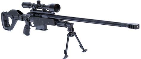 338 Lapua Truvelo Cms Rifle