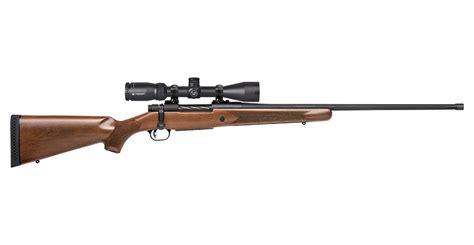 338 Rifle Wood Stock