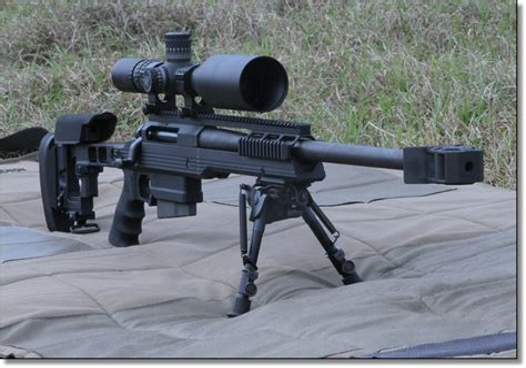 338 Win Mag Sniper Rifle