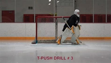 @ 35 Drills Videos Specific For Ice Hockey Goalies.