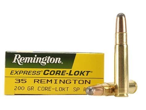 35 Remington Ammo 200 Grain
