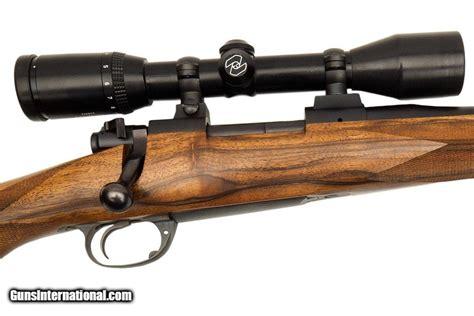 35 Remington Bolt Action Rifle