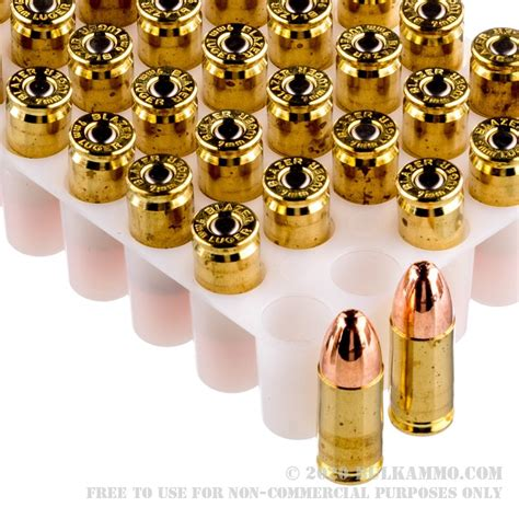 350 9mm Rounds